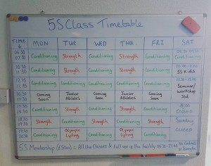 class-timetable